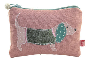 Basset Hound Coin Purse