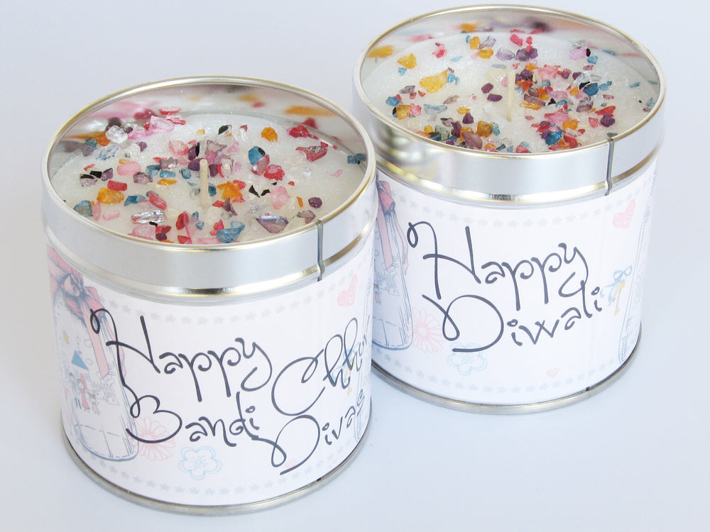 Happy Bandi Chhor Divas Scented Candle