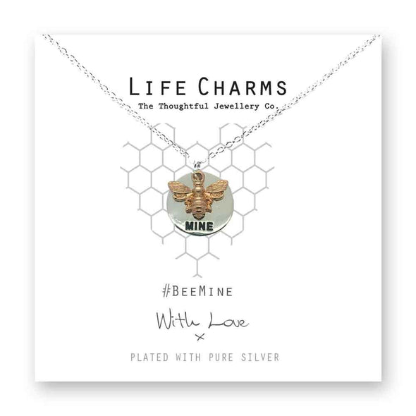 Bee Mine Necklace