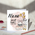 Massi - May All Your Wishes Come True Birthday Card