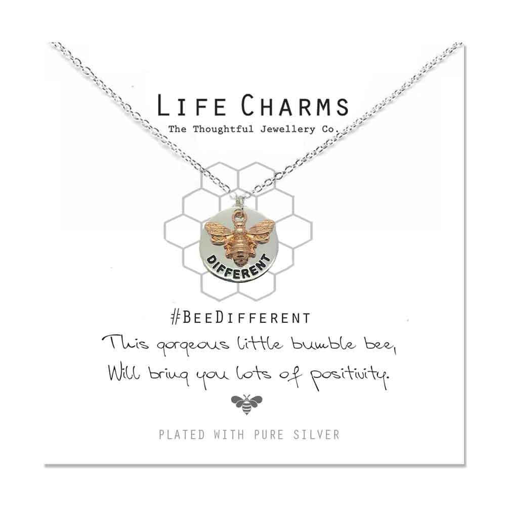 Bee Different Necklace
