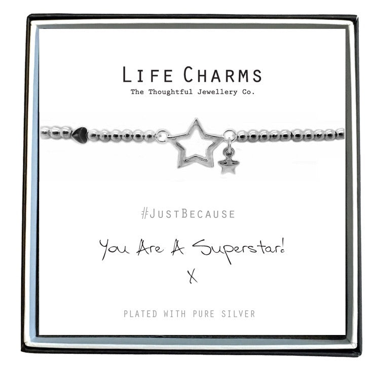 You Are A Superstar Bracelet
