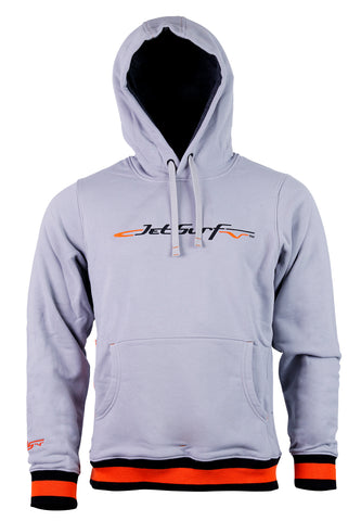 JetSurf Hoodie BASIC PULLOWER GREY
