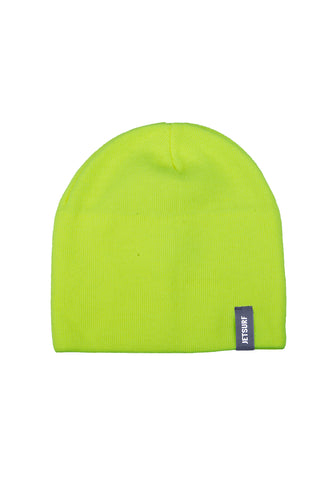 JetSurf Caps WINTER HAT FLUO YELLOW