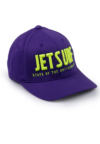 JetSurf Caps  CHILDREN'S CLASSIC PURPLE