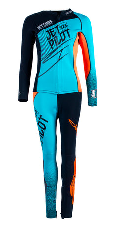 JetSurf Neopren JET PILOT SET BLUE/ORANGE