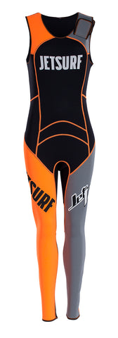 JetSurf Neopren JETRIBE ORANGE/GREY complet