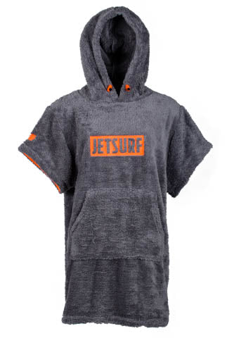 JetSurf Poncho GREY FLUO ORANGE