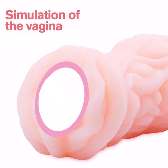 JAPAN LOVE: Pocket pussy, soft silicone artificial vagina