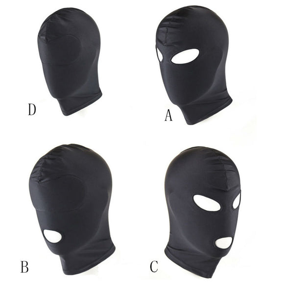 ROBIN: BDSM Fetish Mask Hoods
