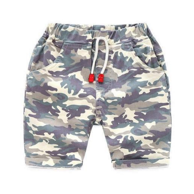 New Fashion Camouflage Shorts