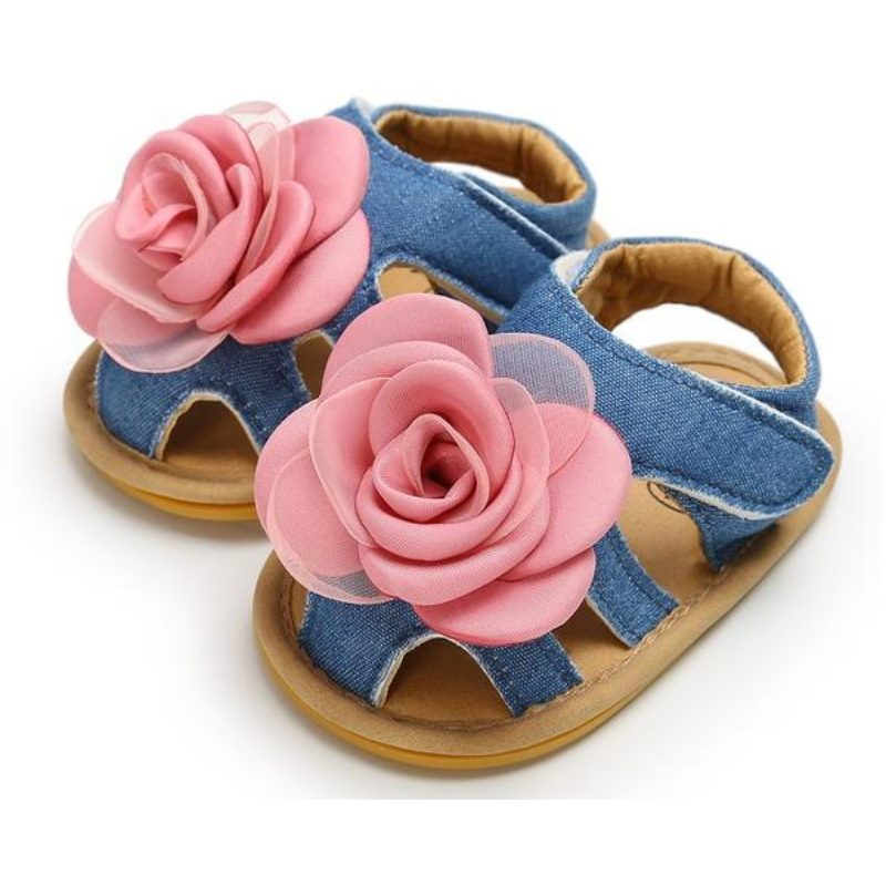 Flapping flower Chic sandals