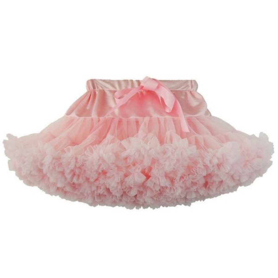 Puffy Tulle Skirt