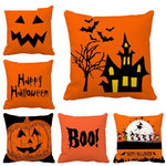 Halloween Scary Pillowcase