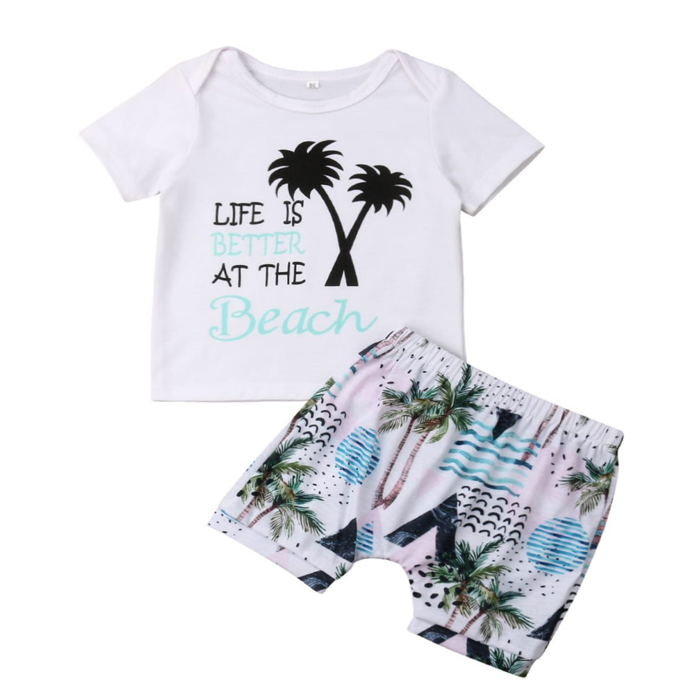 Life's Better @ the Beach Outfit