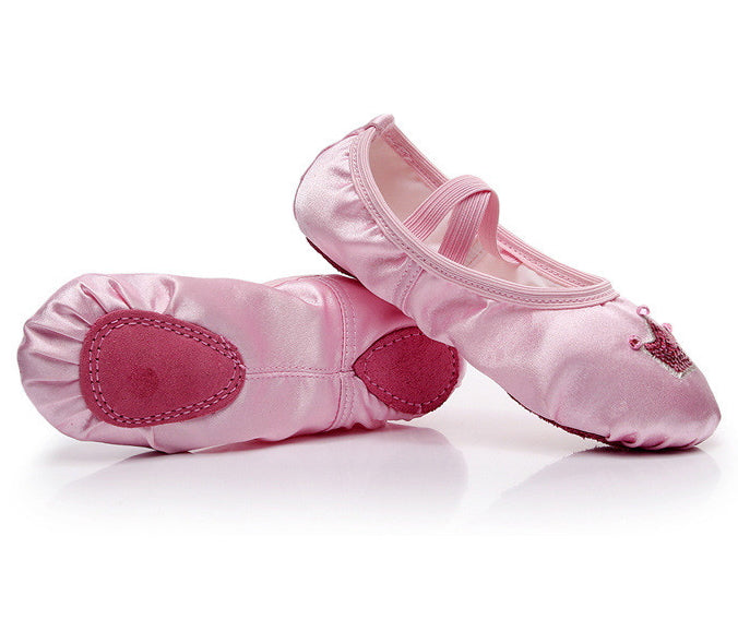 Crown Ballet Shoes