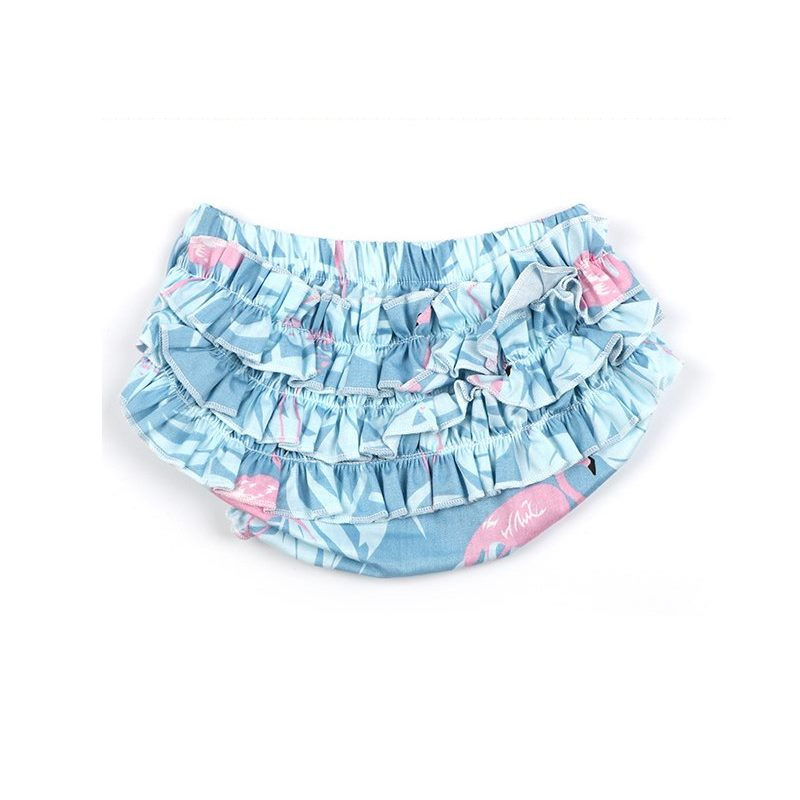 Ruffle Leaf Bloomers Diaper Cover