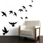 Beautiful Birds Wall Sticker