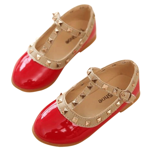 Princess Leather Shoes