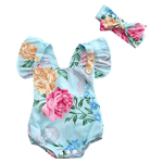 Summer Bloom Romper