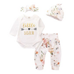 Little Sister 4pcs Set