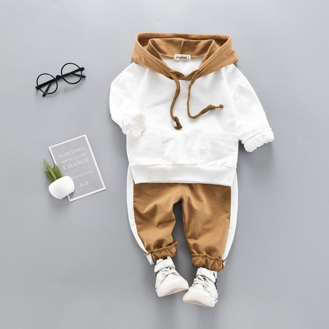 Stylish Urban 2Pcs Boys Set