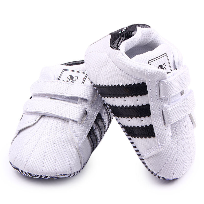 Stylish 3 Stripes First Walkers
