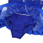 Blue Stardust Tutu Dress