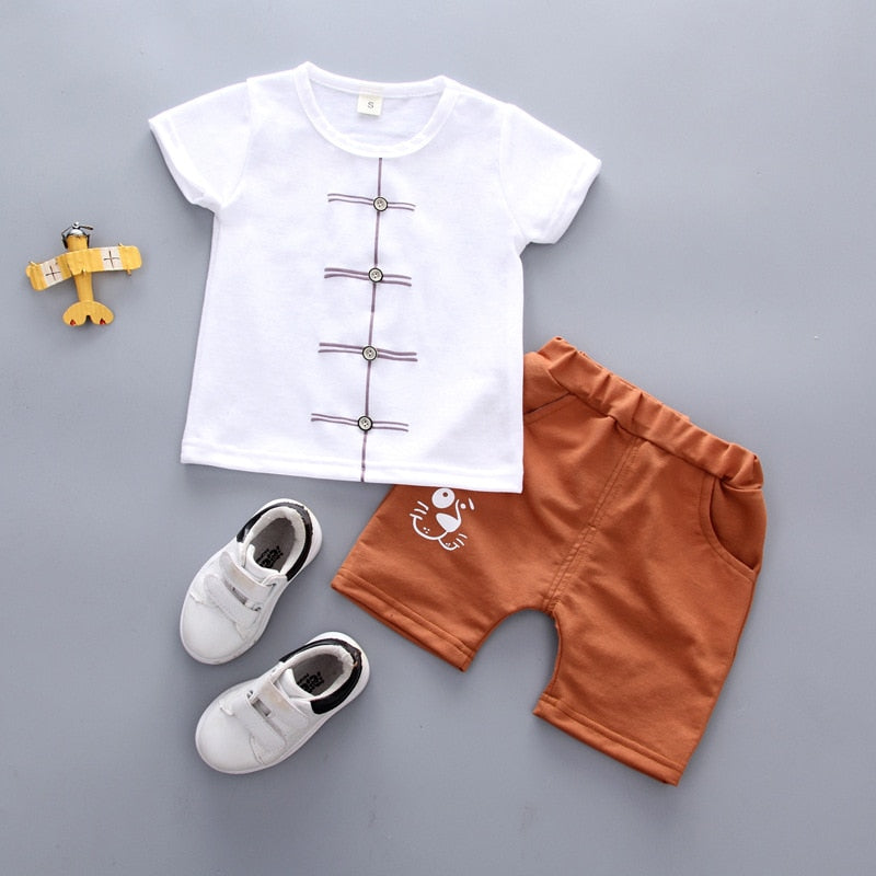 Stylish Look 2Pcs Set