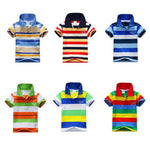 Colorful Polo Shirt