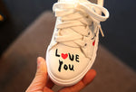 Love You Fashion Sneakers