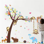Forest Tree Wall Decal
