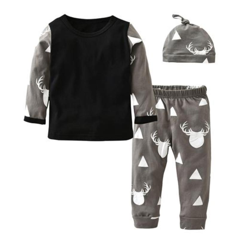 3Pcs Deer Set