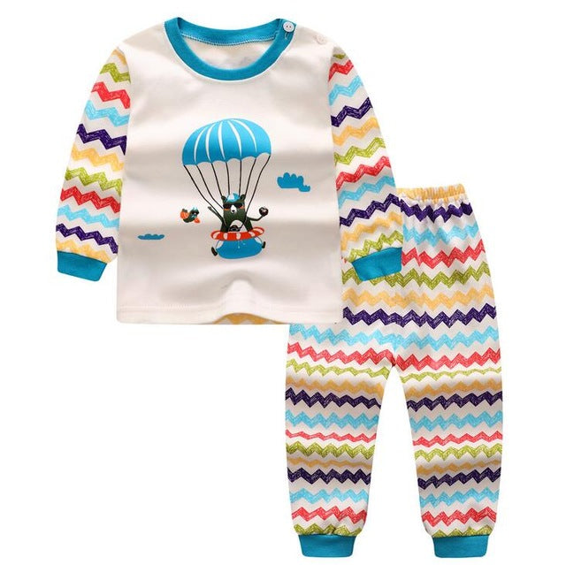 Cute Parachute Baby Set