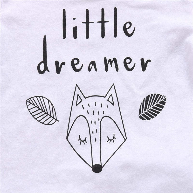 Little Dreamer Shirt + Pants