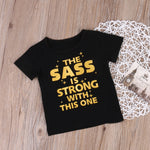 Cotton Sass Print Tees