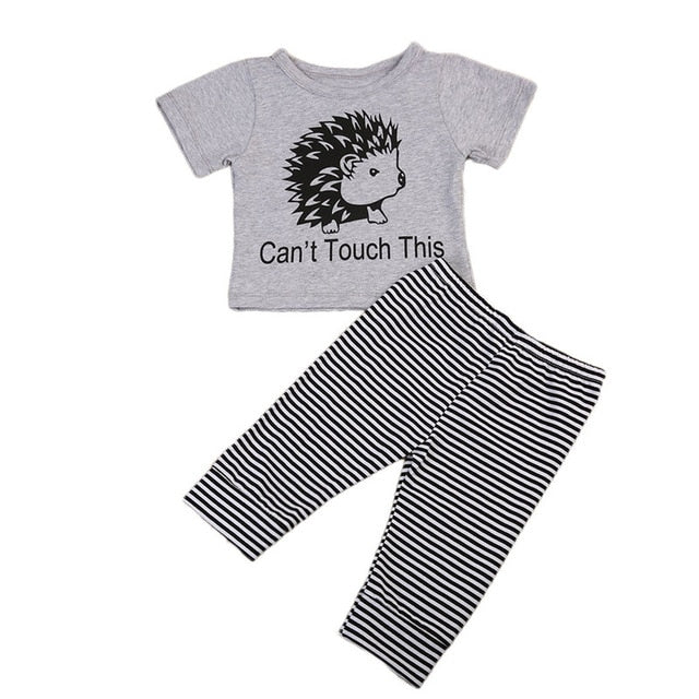 Cute Hedgehog baby Set