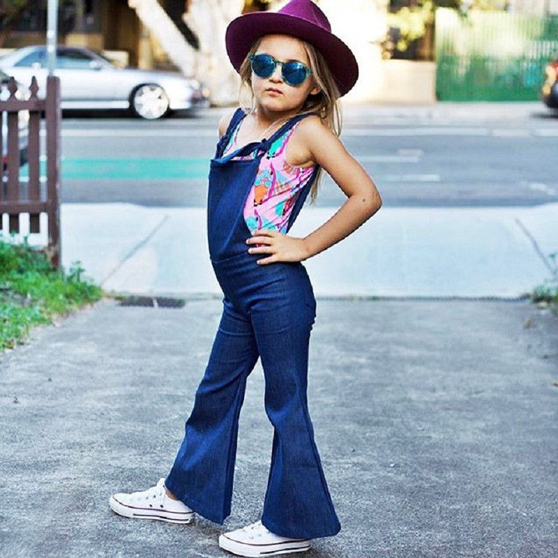 Fashion Toddler Jumpsuit