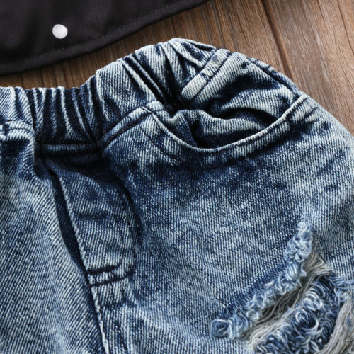 Ripped Trendy Styled Jeans