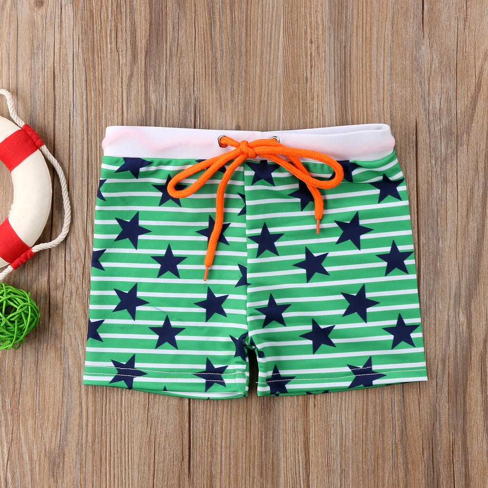 Boys Stylish Swimming Shorts