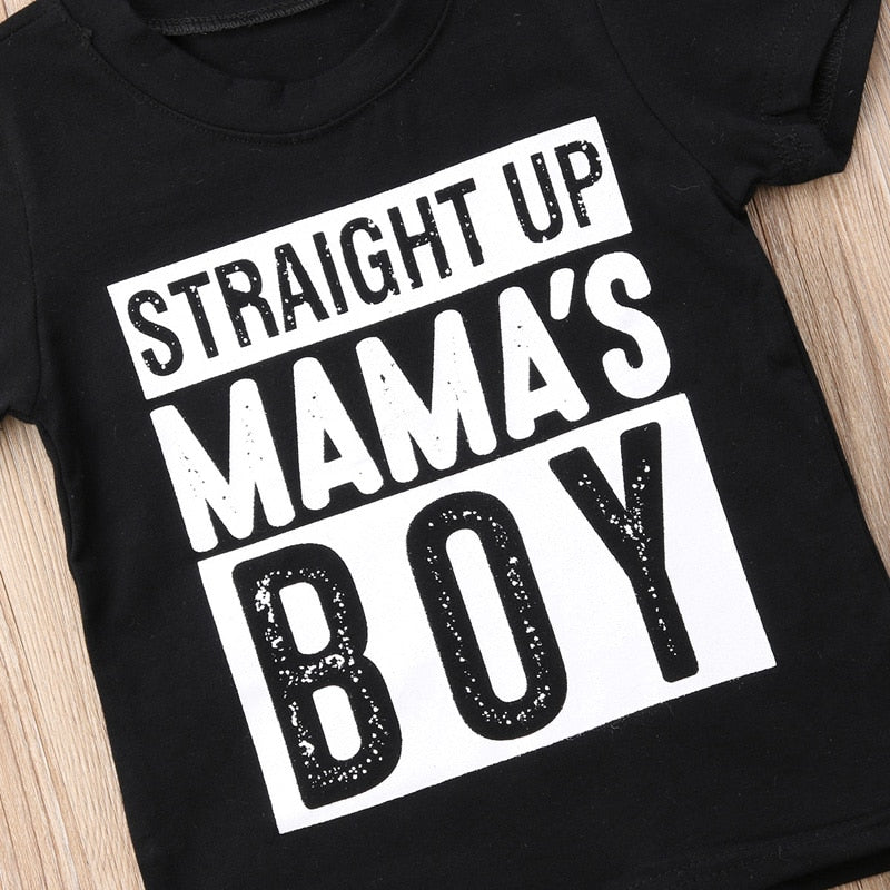 Summer Mama's Boy Shirt