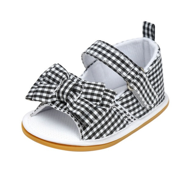 Bowknot Breathable Non-Slip Sandals