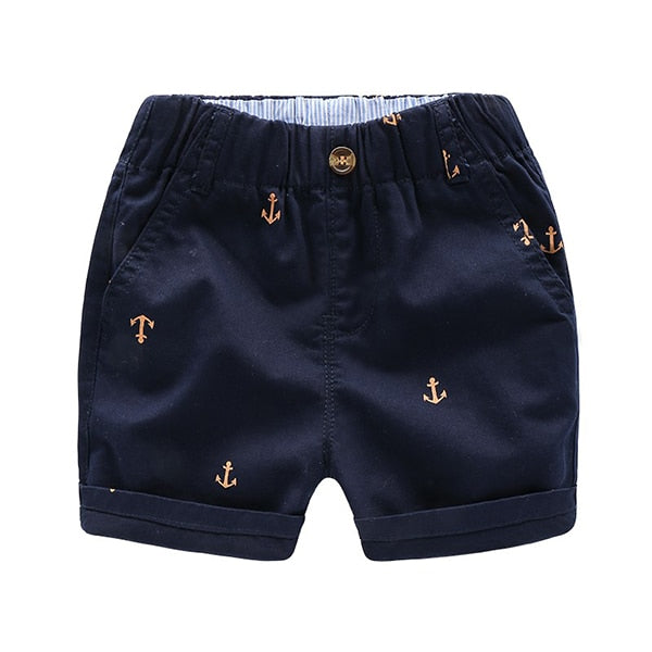 Marine Anchor Boys Shorts