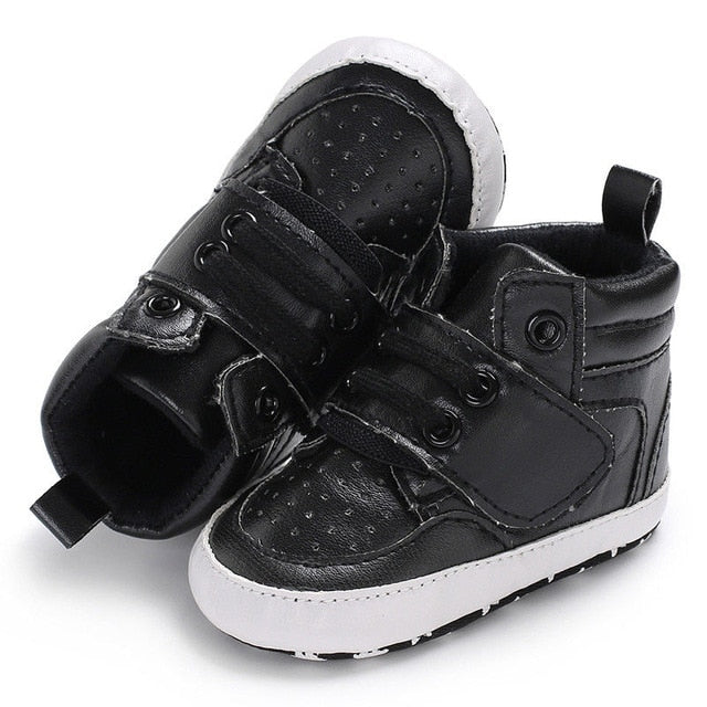 Stylish High Top Sneakers