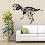 Dinosaur Skeleton Wall Decal
