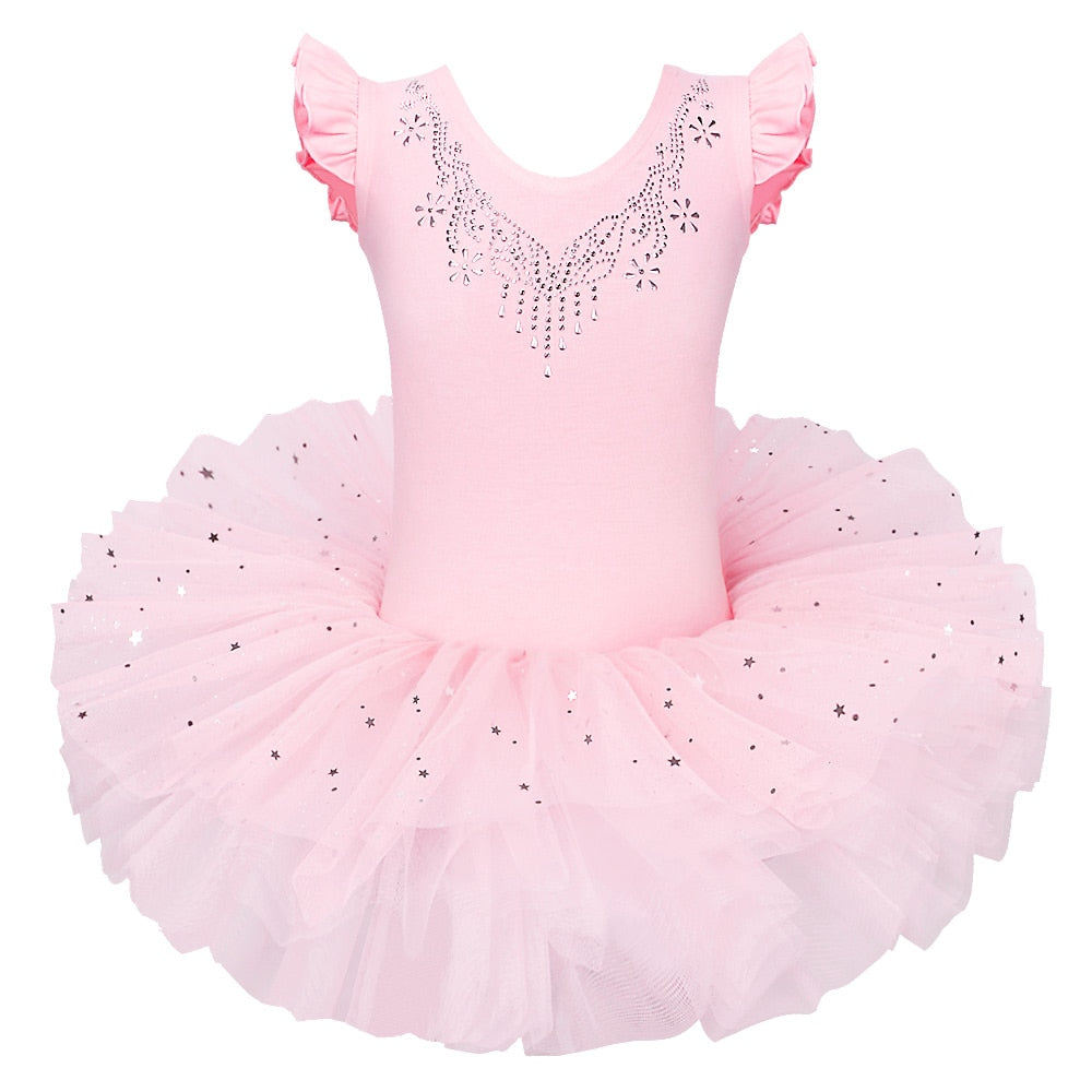 Fancy Ballet Tutu Dress
