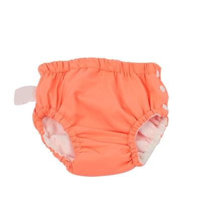 Baby Cloth Diaper Swimsuit