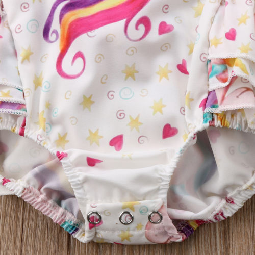 Lovely Unicorn Romper