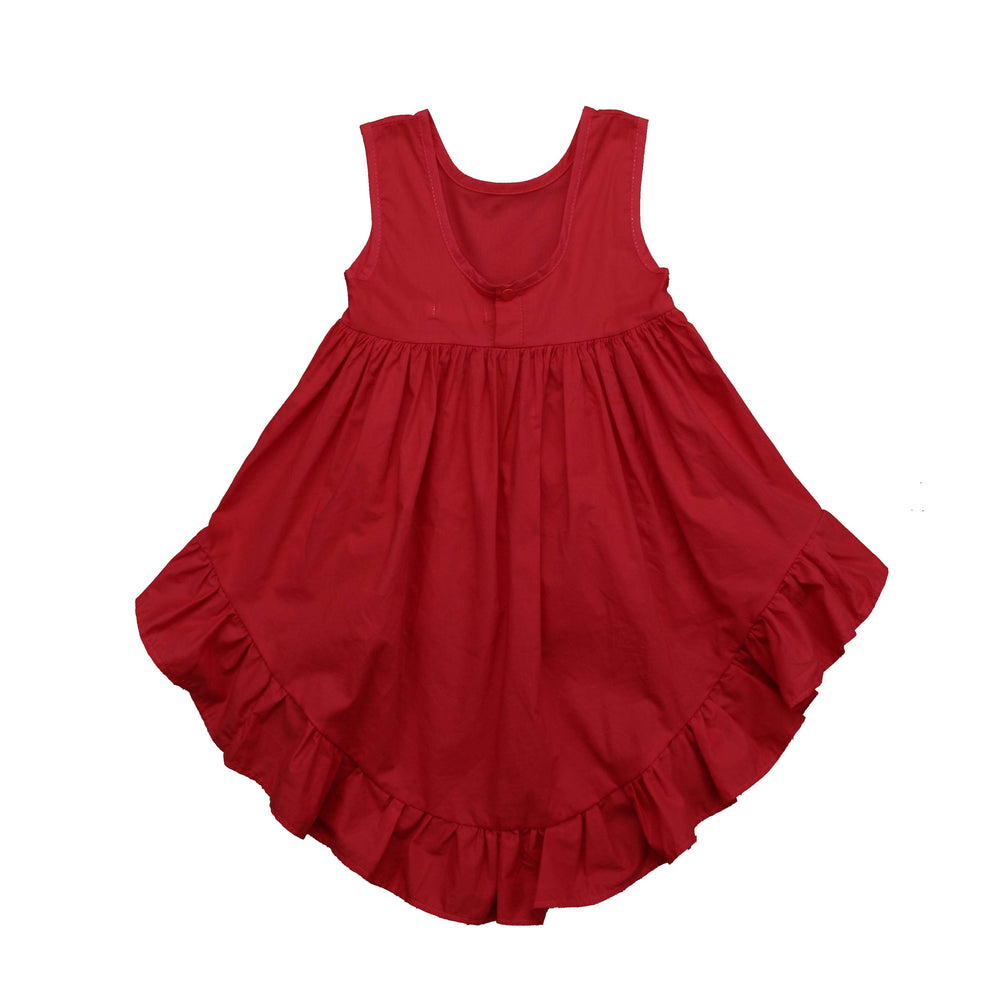 Sleeveless Princess Party Dress