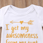 Awesome Auntie Bodysuit